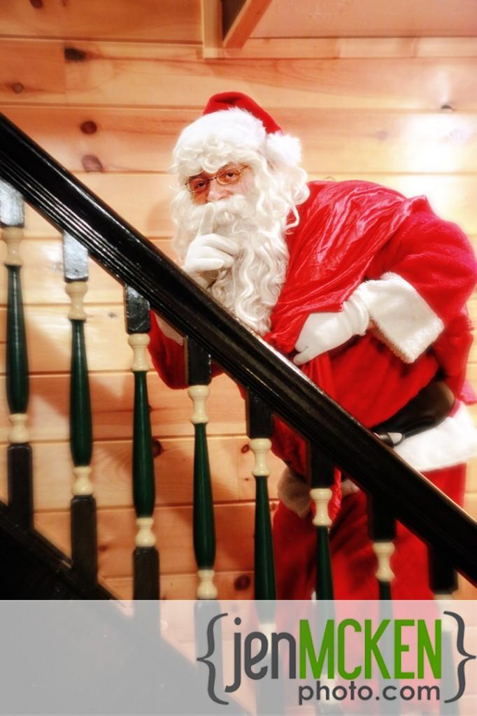 santa steps-web