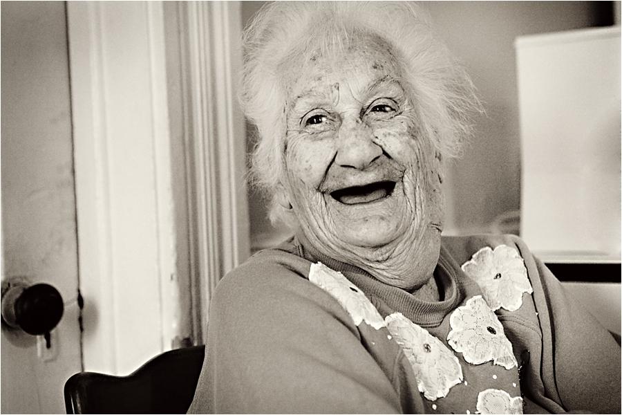 Grandma-laughing