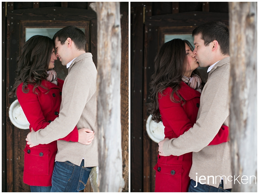 indiana county pa engagement session