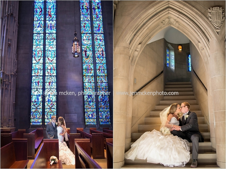 Heinz Chapel Wedding Pittsburgh Pa Photographer Cathedral Of Learning