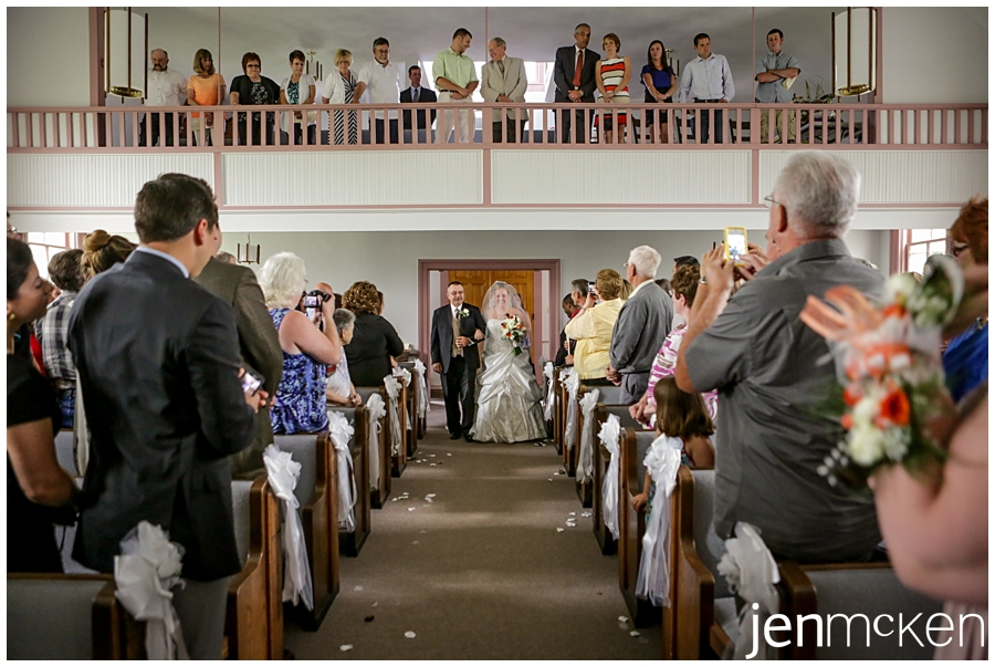 indiana county pa wedding photographer-small town wedding photographer