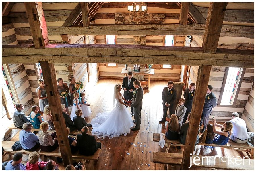 oak lodge wedding portraits stahlstown pa