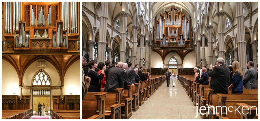 st paul wedding ceremony pittsburgh pa photographer