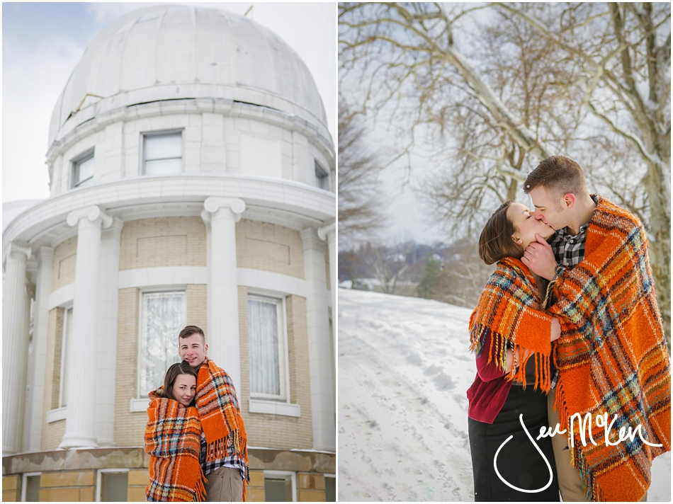 planetarium pittsburgh pa engagement photography