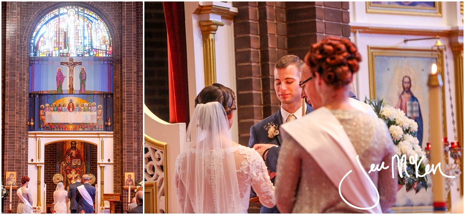 serbian orthodox wedding- monroevill pa wedding