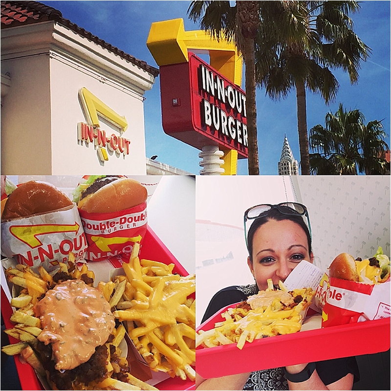 in n out burger las vegas
