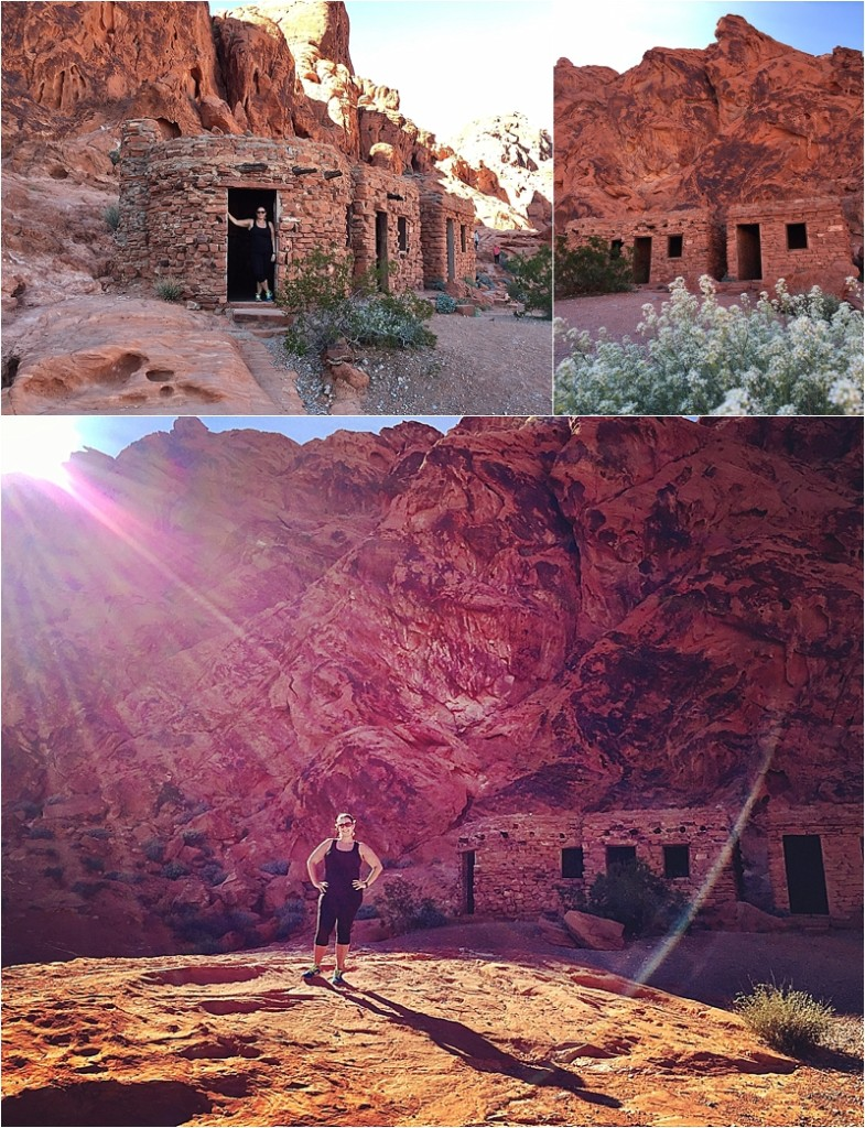 valley of fire nevada the cabins
