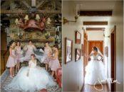 rustic wedding at oak lodge