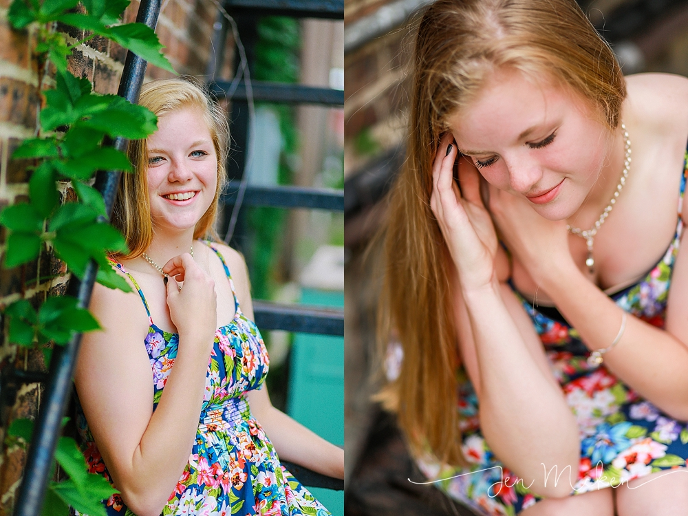 15 year old teen portraits in blairsville pa