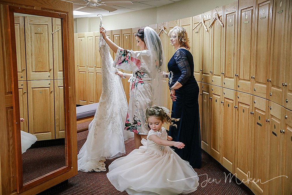 sunnehanna country club wedding in johnstown pa photographers