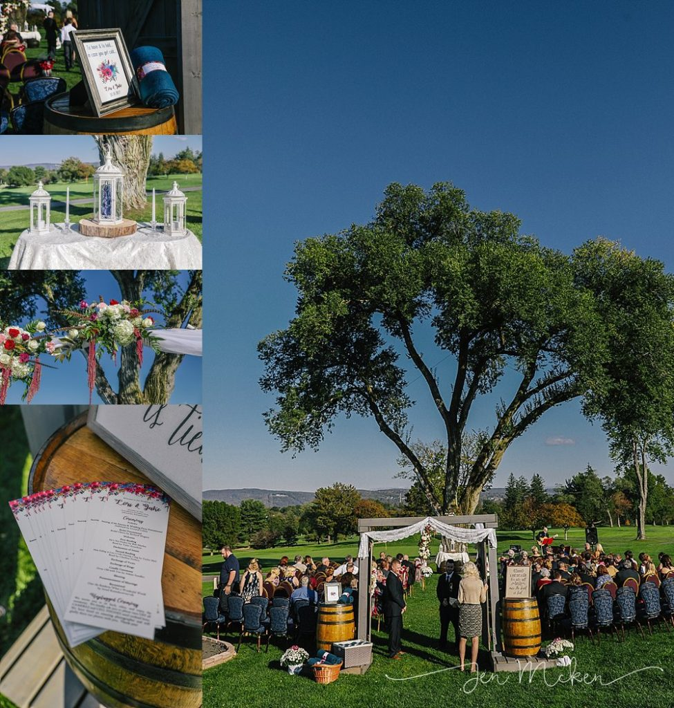 sunnehanna country club johnstown pa wedding venue