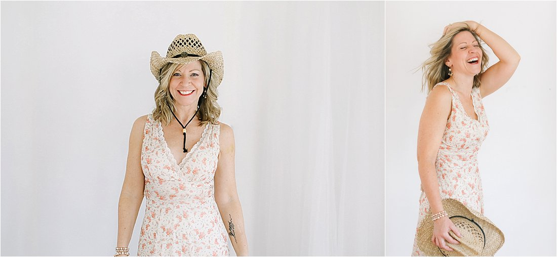 photographing women in their 30's and older