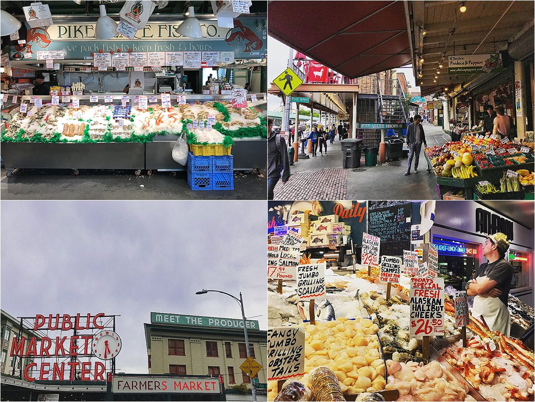 pikes place market seattle washington
