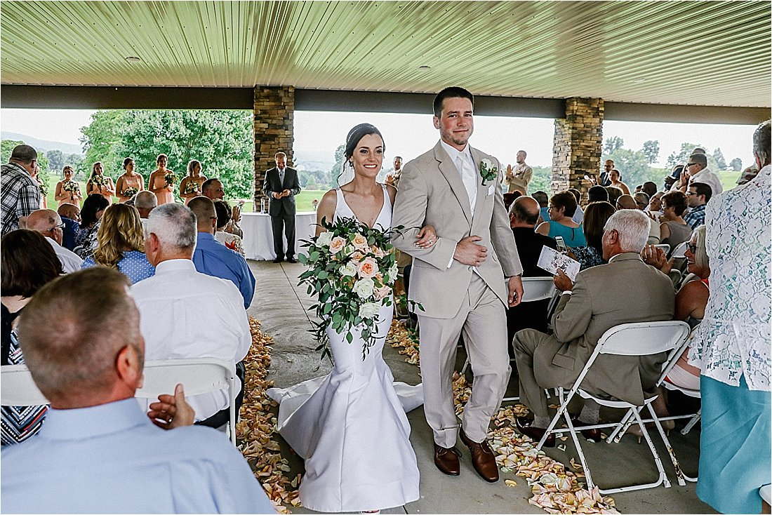 chestnut ridge blairsville pa wedding