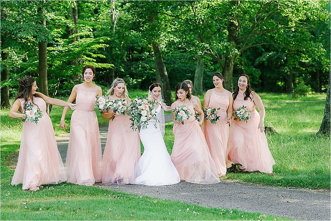 wedding photos on the chestnut ridge golf course in blairsville