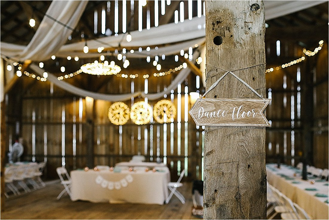 five fillies farm wedding new wilmington pa rustic wedding venue