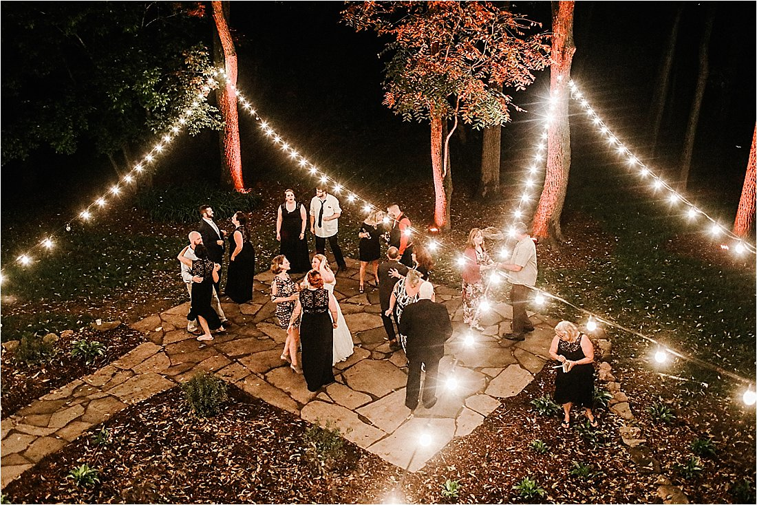 bear mill estate wedding reception in denver pa