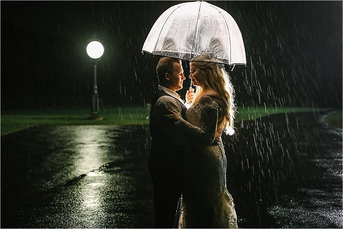 rainy day wedding photos blairsville pa