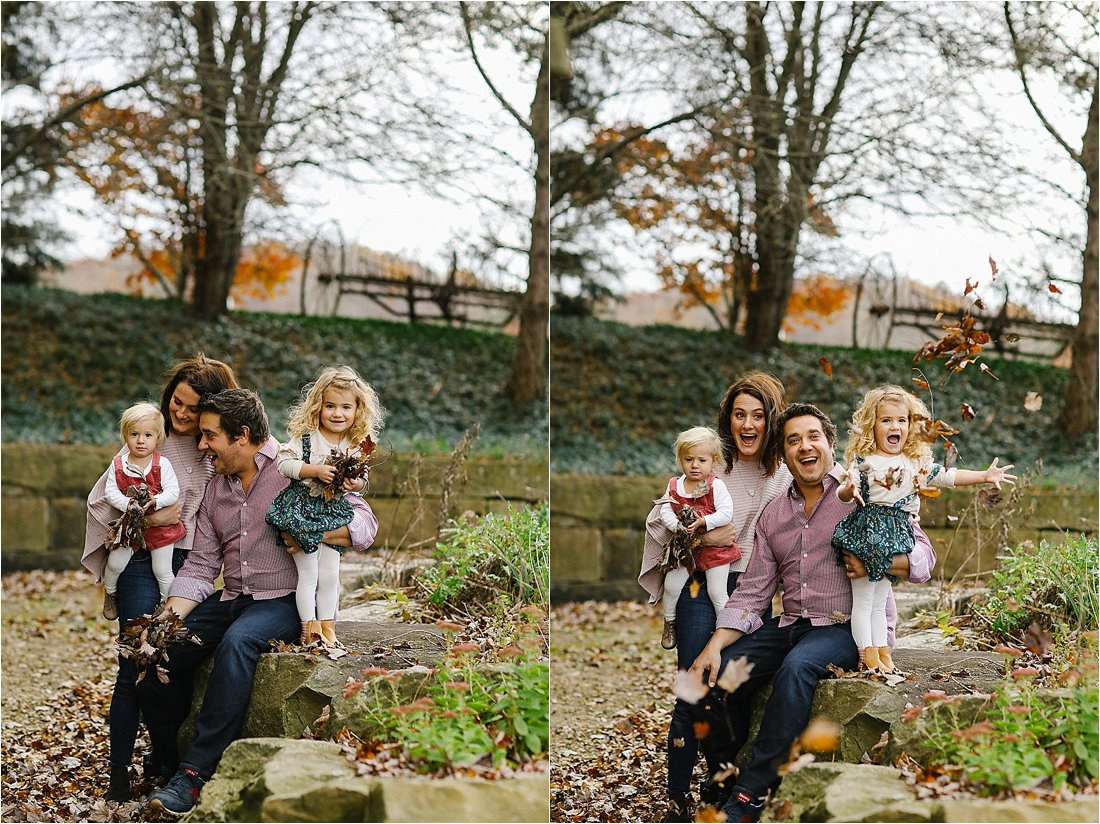 family fall photos in indiana pa