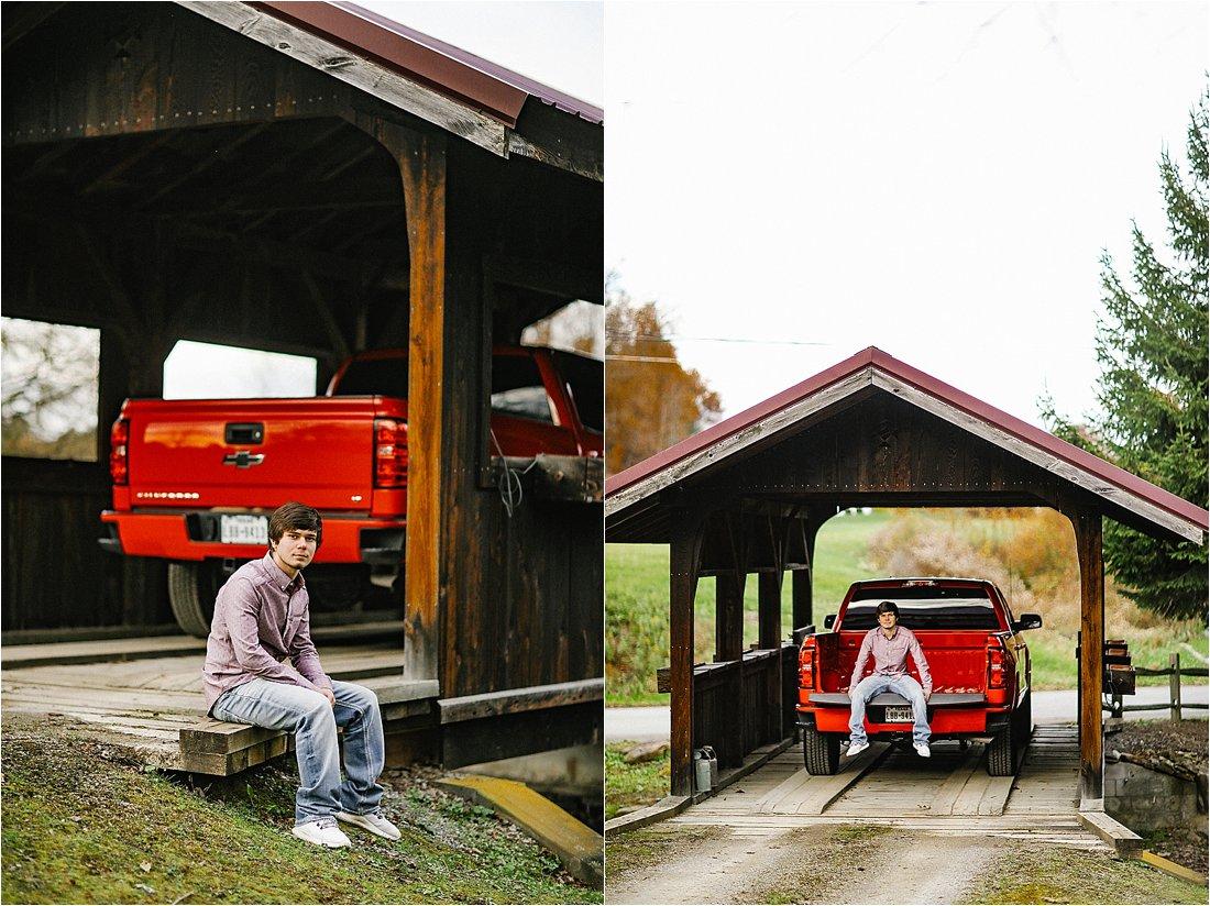 home schooled senior photos in pennsylvania