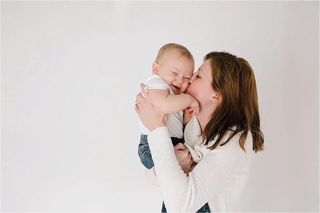 family photos taken in jen mcken photography studio in blairsville pa