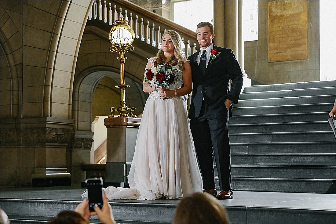 allegheny county courthouse wedding